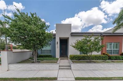 McAllen Condo/Townhouse For Sale: 1340 Ozark Avenue