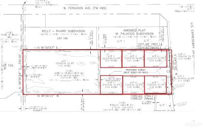 Pharr Residential Lots & Land For Sale: 150 Altezza Drive