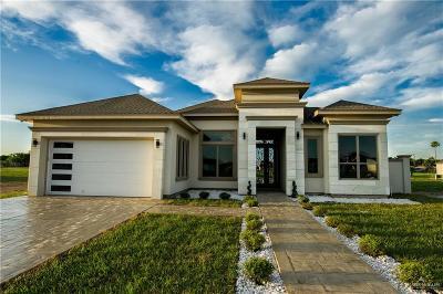 Pharr Single Family Home For Sale: 806 W Iroquois Avenue
