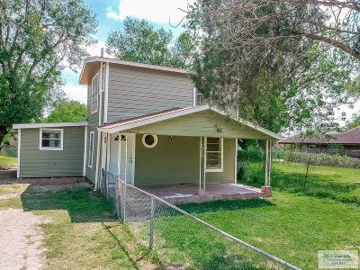 Harlingen Single Family Home For Sale: 422 N J Street