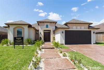 McAllen Single Family Home For Sale: 4912 Maple Avenue