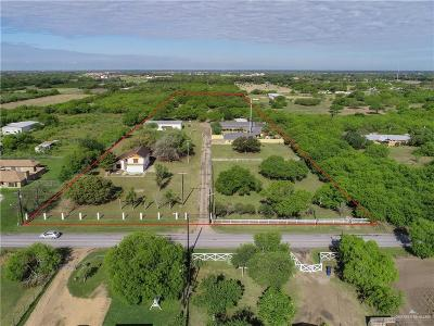 McAllen Single Family Home For Sale: 7701 N Bentsen Road