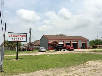 McAllen Commercial For Sale: 8900 Ware Road