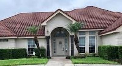 Mission Single Family Home For Sale: 1801 Melissa Rea Drive