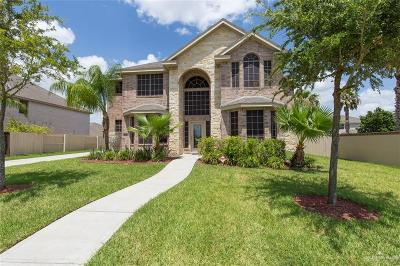 Mission Single Family Home For Sale: 3611 Grand Canal Drive