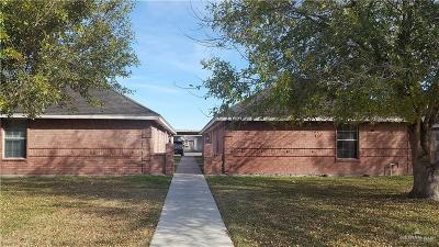 Pharr Multi Family Home For Sale: 2300 N Erica Street