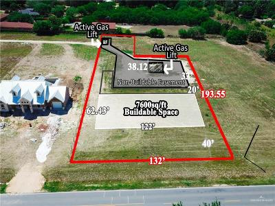 Weslaco Residential Lots & Land For Sale: 1658 S Milanos Road