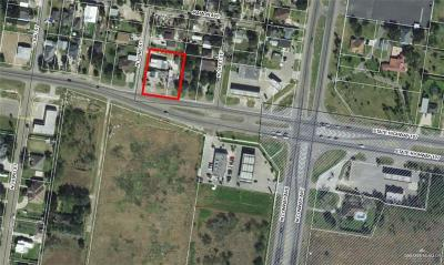 Mission Commercial For Sale: 10124 W State Highway 107