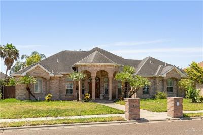 Mission Single Family Home For Sale: 1504 Sheri Lee Drive
