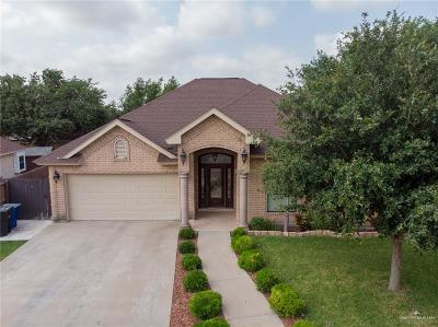 McAllen Single Family Home For Sale: 3505 Geranium Avenue