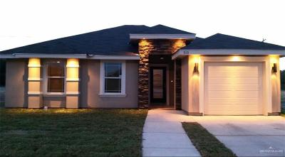 Mission Single Family Home For Sale: 510 S Sol Dorado Street