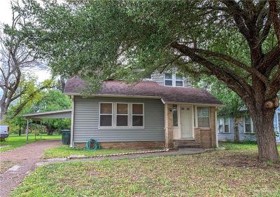 Cameron County Single Family Home For Sale: 112 W Jessamine Avenue