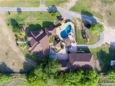 McAllen Single Family Home For Sale: Tulip Avenue