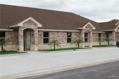 Weslaco Multi Family Home For Sale: 0000 N Mile 14 1/2