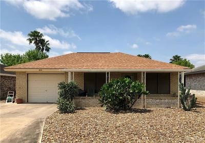 Mission Single Family Home For Sale: 1811 Reagan Street