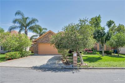 McAllen Single Family Home For Sale: 404 E Redbud Avenue
