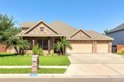 McAllen Single Family Home For Sale: 10613 N 24th Street