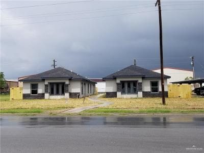 Pharr Multi Family Home For Sale: 704 W Sioux Road