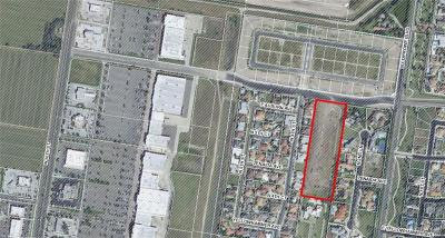 McAllen Residential Lots & Land For Sale: Tbd Wisconsin Road