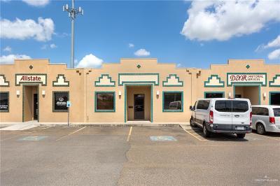 McAllen Commercial For Sale: 3313 N Ware Road