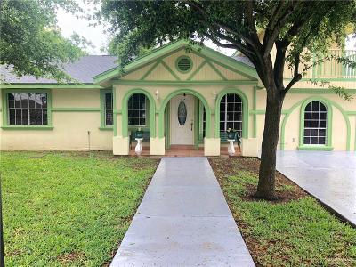 Mission Single Family Home For Sale: 1012 Date Lane