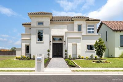 McAllen Single Family Home For Sale: 2513 S C Street
