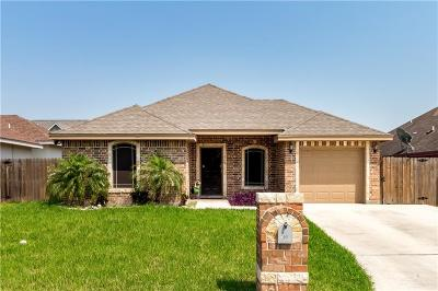 Pharr Single Family Home For Sale: 3011 Constellation Drive