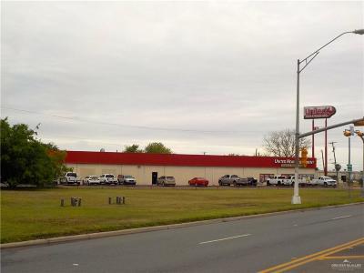Pharr Residential Lots & Land For Sale: 1050 W Polk