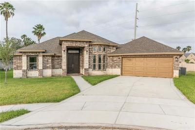 McAllen Single Family Home For Sale: 11218 N 29th Lane