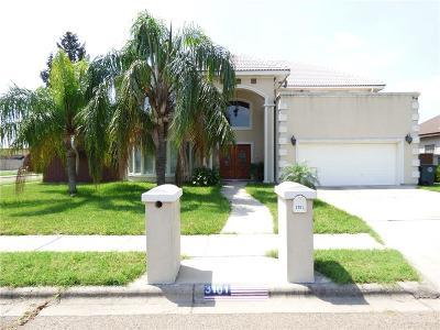 Mission Single Family Home For Sale: 3101 Esteban Avenue