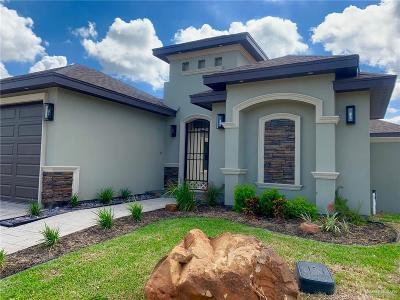 Edinburg Single Family Home For Sale: 2308 Liverpool Drive