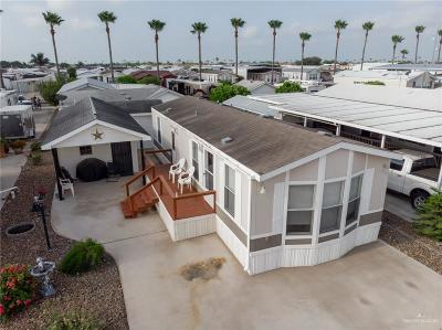 Mission Single Family Home For Sale: 7505 Broken Tee Drive