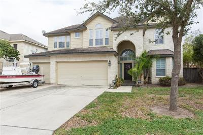 McAllen Single Family Home For Sale: 8424 N 24th Street