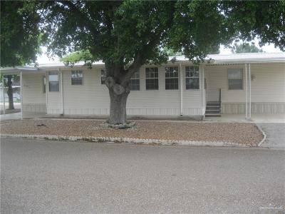 Mission Single Family Home For Sale: 401 Jupiter Street