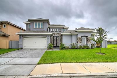 Edinburg Single Family Home For Sale: 2410 Colvin Avenue