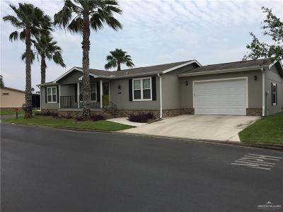 Mercedes Single Family Home For Sale: 3088 Buena Vista Street