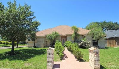 McAllen Single Family Home For Sale: 2303 N 35th Lane
