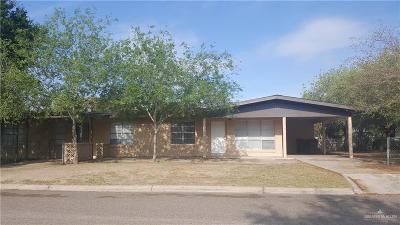 Edinburg Multi Family Home For Sale: 315 N 13th Street