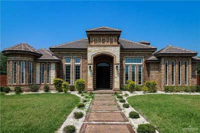 Pharr Single Family Home For Sale: 700 W Ramos Street