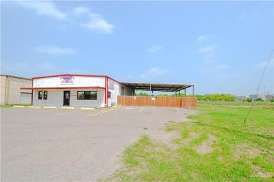 Commercial For Sale: 1940 W Us Highway Business 83