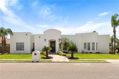 Mission Single Family Home For Sale: 1804 Alex Drive