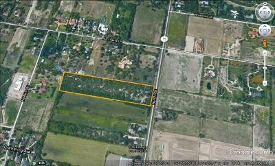 McAllen Residential Lots & Land For Sale: 8701 N 10th Street
