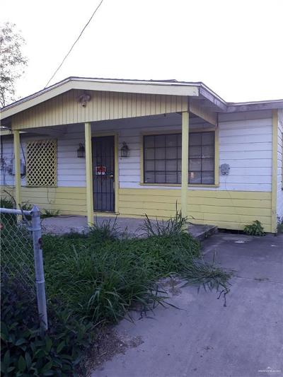 Mission Single Family Home For Sale: 3626 Beatty Street