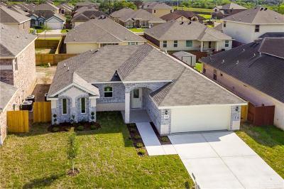 Weslaco Single Family Home For Sale: 2306 W Primrose Drive