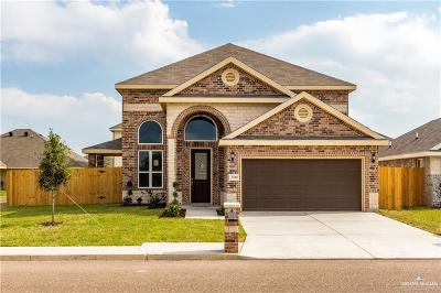 Weslaco Single Family Home For Sale: 2304 Primrose Drive