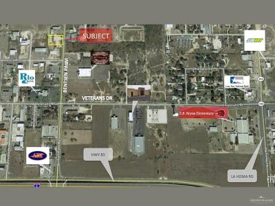 Mission Residential Lots & Land For Sale: 00 N Bentsen Palm Drive