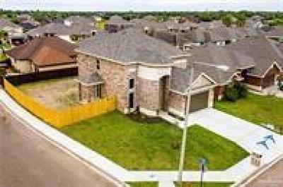 Weslaco Single Family Home For Sale: 2311 W Mimosa Drive