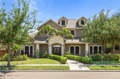 Mission Single Family Home For Sale: 3401 Grand Canal Drive
