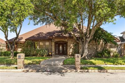 McAllen Single Family Home For Sale: 6212 N Cynthia Street
