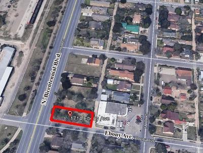 McAllen Residential Lots & Land For Sale: 1714 Ebony Avenue